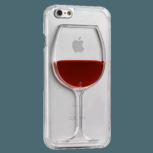 Rode Wijn Hoesje origineel iPhone 6 Plus / 6s Plus