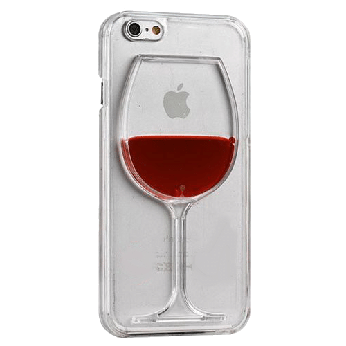 Rode Wijn Hoesje origineel iPhone 6 / 6s