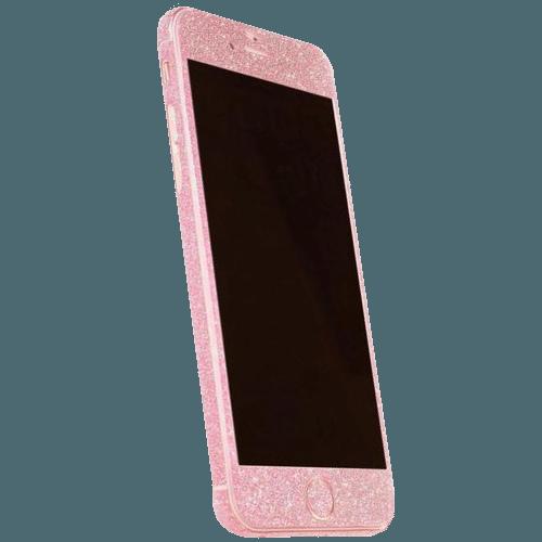 Glitter Sticker Roze iPhone 6 / 6s