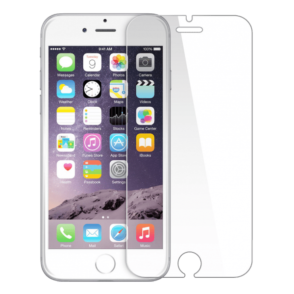 Glas Screenprotector iPhone 5 / 5s / 5C / SE