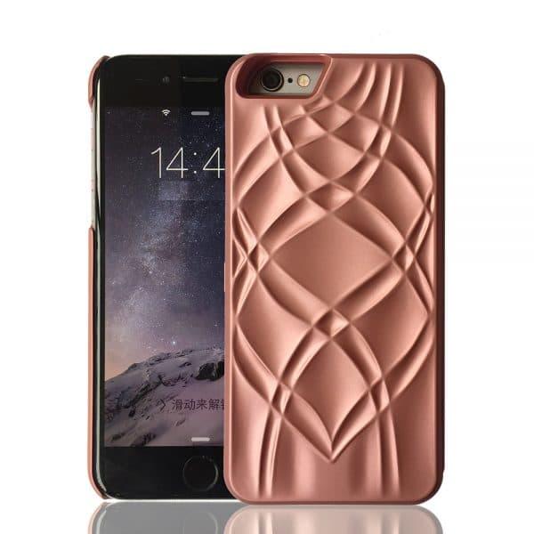 Spiegel Hoesje Rose Gold iPhone 6 / 6s