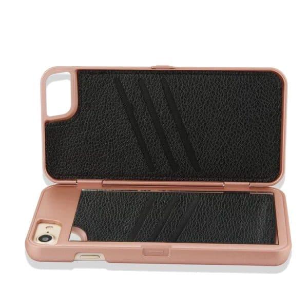 Spiegel Hoesje Rose Gold iPhone 6 Plus / 6s Plus