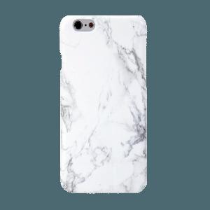 Marmer Hoesje iPhone 6 Plus / 6s Plus