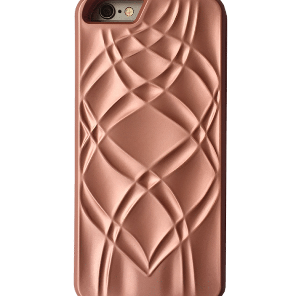 Spiegel Hoesje Rose Gold iPhone 6 Plus / 6s Plus