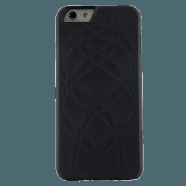 Spiegel Hoesje Zwart iPhone 6 Plus / 6s Plus