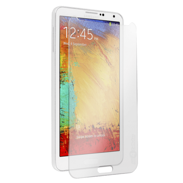 Glas Screenprotector Note 4