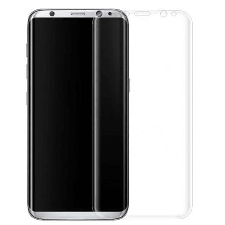 Glas Screenprotector Galaxy S8