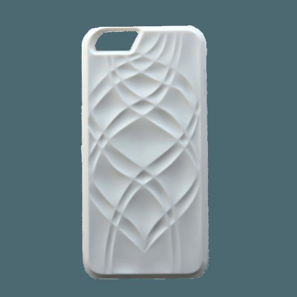 Spiegel Hoesje Wit iPhone 6 / 6s