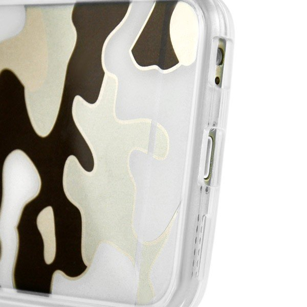 Camouflage Hoesje iPhone 6 Plus / 6s Plus