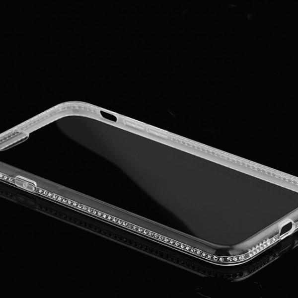 TPU case ultradun kristal iPhone 6 / 6s