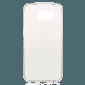 TPU case ultradun transparant Galaxy S6 Edge