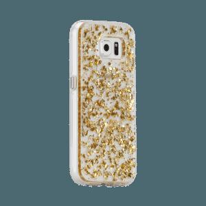 Bladgoud Hoesje Galaxy S6