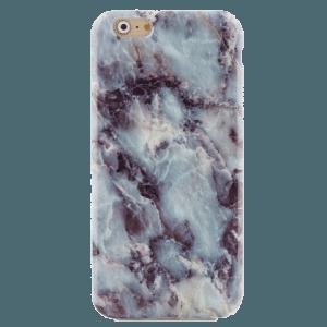 Marmer Hoesje Blauw iPhone 6 / 6s
