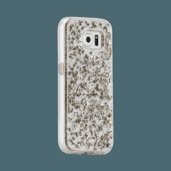 Bladzilver Hoesje Galaxy S7