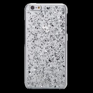 Bladzilver Hoesje iPhone 7