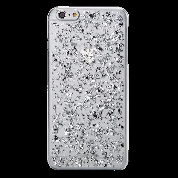 Bladzilver Hoesje iPhone 6 / 6s