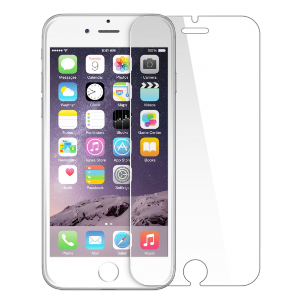 Glas Screenprotector iPhone 7