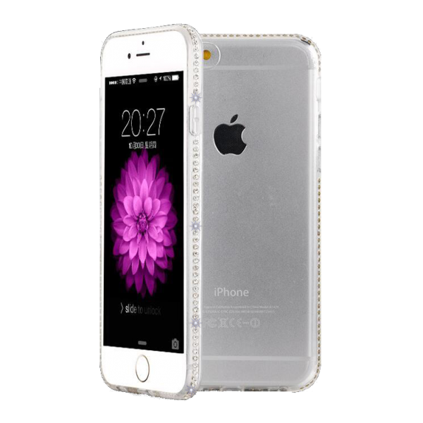 TPU case ultradun kristal iPhone 7