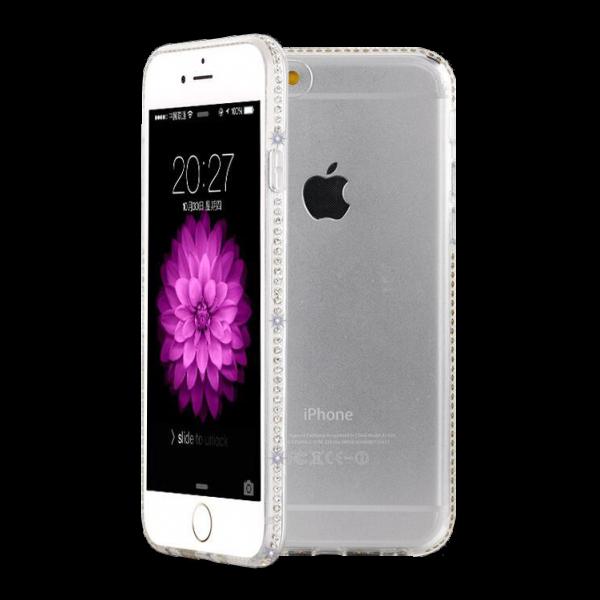 TPU case ultradun kristal iPhone 7