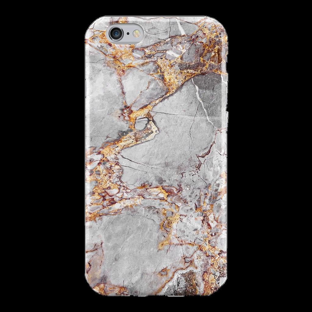 Marmer hoesje goud iphone 7 - Luxe marmer ...