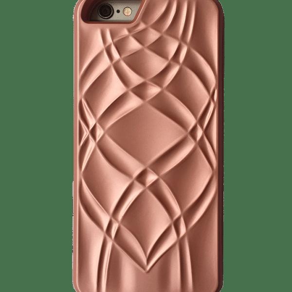 Spiegel Hoesje Roze iPhone 7