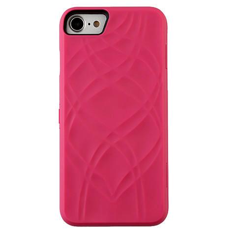 Spiegel Hoesje Roze iPhone 7 Plus