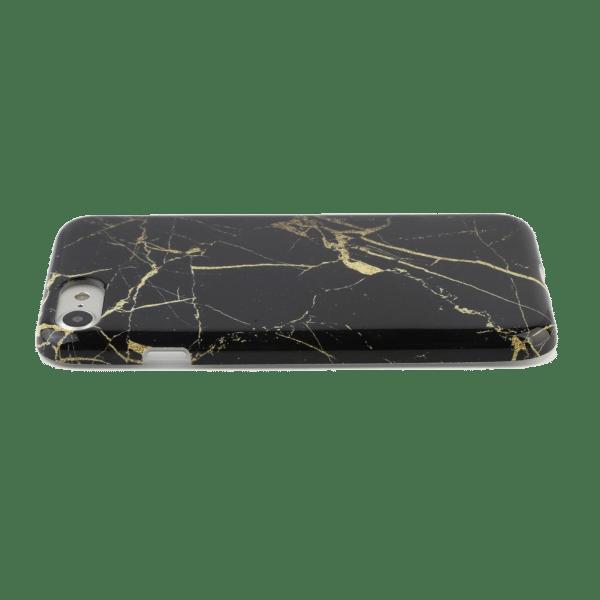 Marmer Hoesje Black&Gold iPhone 7
