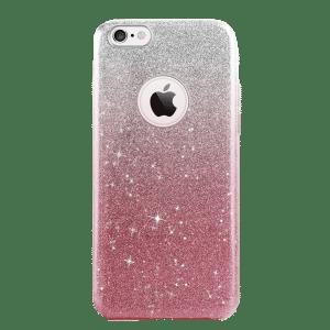 Glitter Hoesje Roze iPhone 6 / 6s