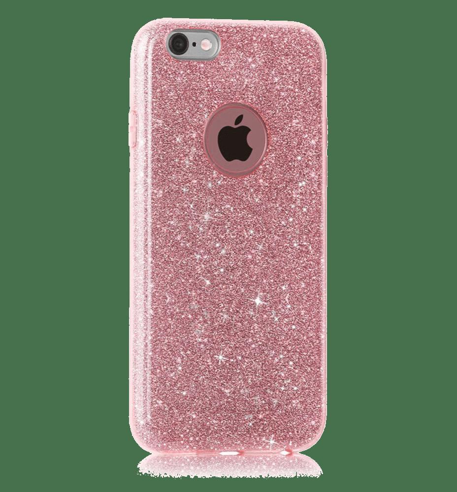 glitter hoesje iphone se