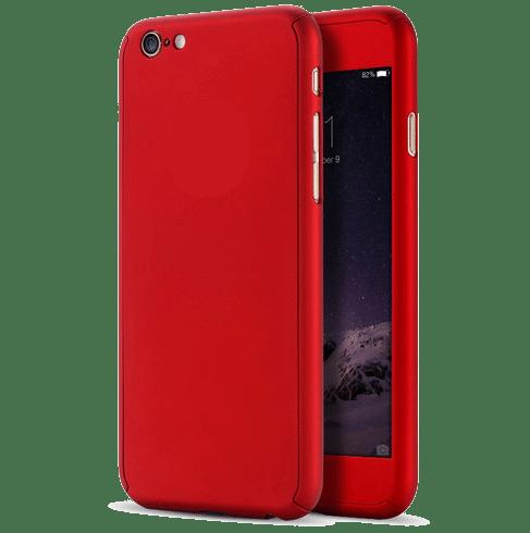 Defender Case Rood iPhone 7 Plus