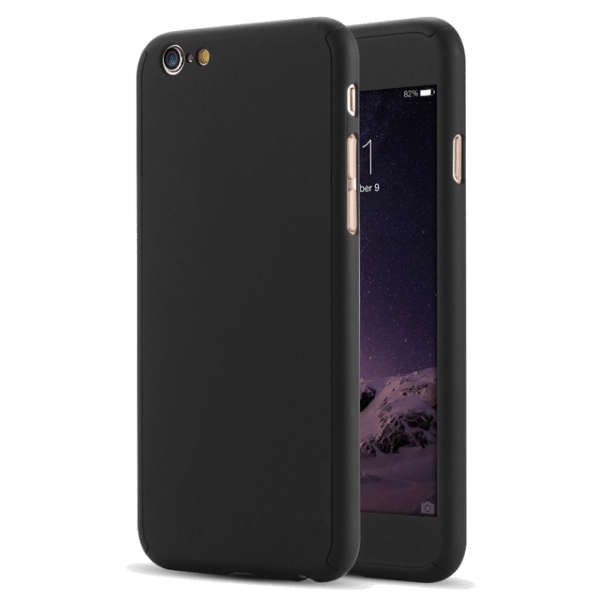 Defender Case Zwart iPhone 7 Plus